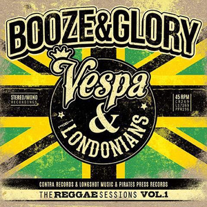 Booze & Glory - The Reggae Session Vol. 1 3x7 (deluxe)
