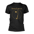 Bauhaus - Spirit Gold Logo (black)