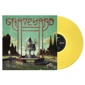Graveyard - Peace col. lp (yellow)