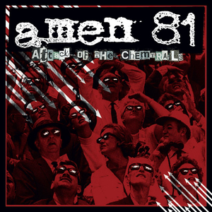 Amen 81 - Attack of the Chemtrails lp
