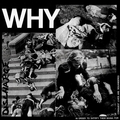 Discharge - Why? col lp (clear)