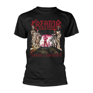 Kreator - Terrible Certainty (black) M