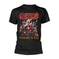 Kreator - Pleasure To Kill (black)