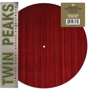 OST - Twin Peaks - Limited Event Series Soundtrack (RSD18) 2x piclp