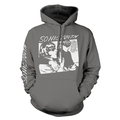 Sonic Youth - Goo Album Cover Hoodie (grey)