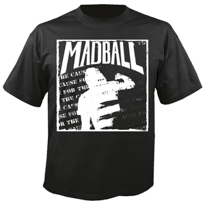 Madball - For the Cause Grafitti (black)