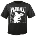 Madball - For the Cause Grafitti (black) L