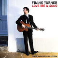 Frank Turner - Love, Ire & Song lim col 2xlp (10th...