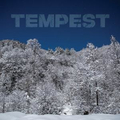 Tempest - s/t  col.7 (clear / black smoke)