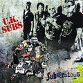 UK Subs - Subversions - col lp