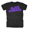 Black Sabbath - Master of Reality Tracklist (black)