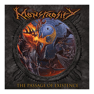 Monstrosity - The Passage Of Existence digi-cd