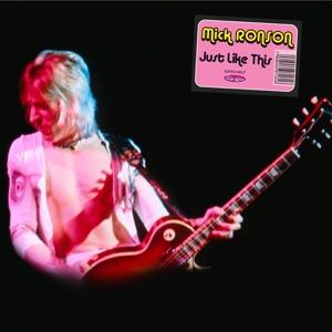 Mick Ronson - Just Like This - col lp