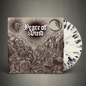 Peace Of Mind - Penance col.lp (white/black)