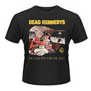 Dead Kennedys - In God WeTrust (black) L