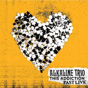 Alkaline Trio, The - This Addiction PAST LIVE - col lp