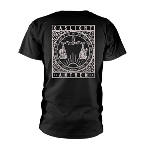 Gaslight Anthem - Head & Heart (black) XL