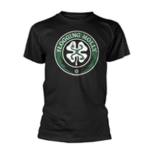 Flogging Molly - Logo (black)