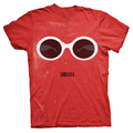 Nirvana - Red Sunglasses (red)