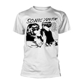 Sonic Youth - Goo Album Cover (white)