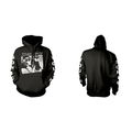 Sonic Youth - Goo Album Cover SLEEVES Hoodie (black)