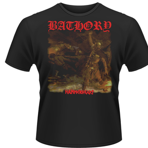 Bathory - Hammerheart (black)