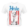 Hole - Flag Photo (white)