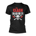 Clash, The - Bolt Red (black)