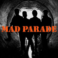 Mad Parade - s/t lp (angestossenen Ecke)