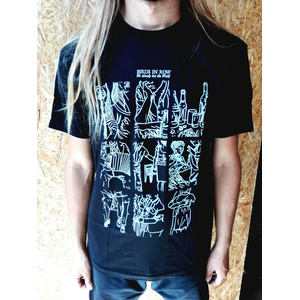 Birds In Row - We Already Lost the World (black) XL