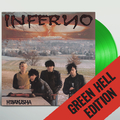 Inferno - Hibakusha (Green Hell Edition) col lp (green)