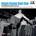 v/a - Club Soul - Wigan Casino Soul Club - lp