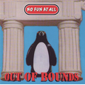 No Fun At All - Out of Bounds - lp