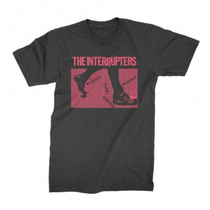 Interrupters, The - Boots (used black)
