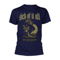 Sick Of It All - Panther - (navy)
