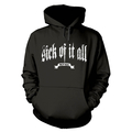 Sick Of It All - Logo - Hoodie (black)