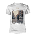 Bob Dylan - Freewheelin (white)