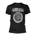 Nirvana - In Utero - Circle (black)