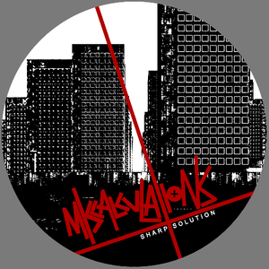 Miscalculations, The - Sharp Solutions - col 12 EP