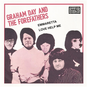Graham Day & The Forefathers - Emmaretta - 7