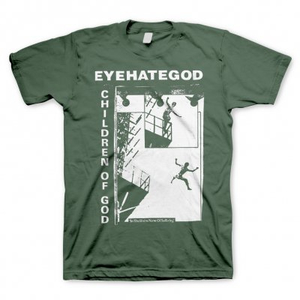 Eyehategod - Children Of God (olive)