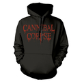 Cannibal Corpse - Dripping Logo - Hoodie (black)