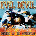 Evil Devil - Breakfast at the Psychohouse - lp