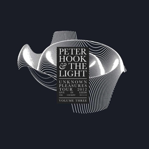 Peter Hook and the Light - Unknown Pleasures - Live in Leeds - Vol. 1 - col lp