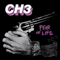 Channel 3 - Fear of Life - col lp