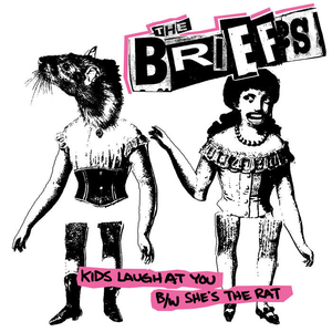 Briefs, The - Kids Laugh at You - 7