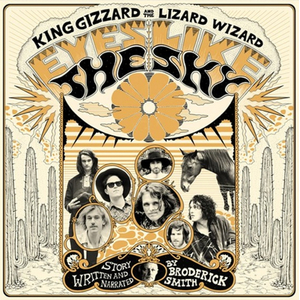 King Gizzard & The Lizard Wizard - Eyes Like the Sky - col lp