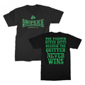 Dropkick Murphys - Fighter Plaid (black)