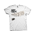 Minor Threat - Out Of Step (white) XL