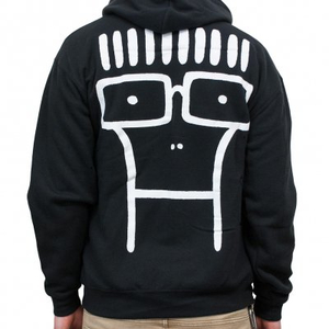 Descendents - Classic Milo (Zipper black)